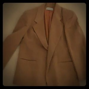 Saks fifth avenue cashmere blazer
